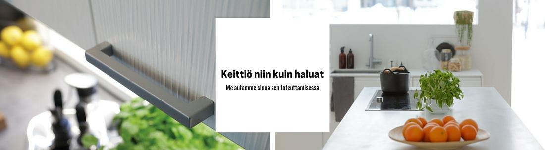 Keittiökalusteet Tampere  Pirkan Laatukaluste